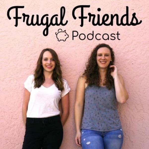Frugal Friends Podcast banner backdrop