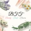 BFF: Beauty · Food · Flowers artwork