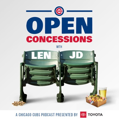 Open Concessions with Len & JD:MLB.com