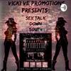 Sex talk down South with Vicki Ve artwork