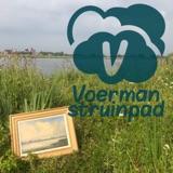 Wandelen in de wolken met IJssel-schilder Jan Voerman