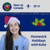Homesick Holidays | Kate from England