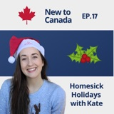 Homesick Holidays | Kate from England