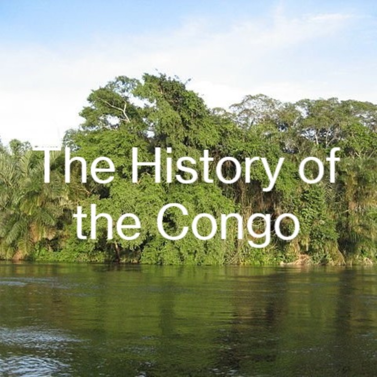 The History of the Congo
