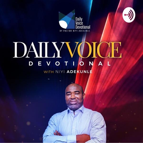 Daily Voice Devotional with Niyi Adekunle Artwork
