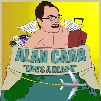 Alan Carr's 'Life's a Beach':Travesty Media