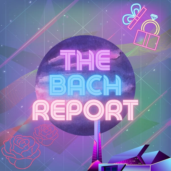 The Bach Report banner backdrop