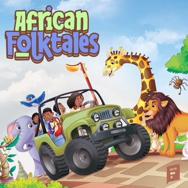 African Folktales: Traditional Bedtime Stories for the Modern Kid