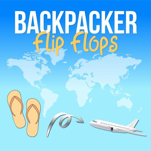 Backpacker Flip Flops
