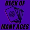 Deck of Many Aces artwork