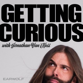 Getting Curious with Jonathan Van Ness Book Cover