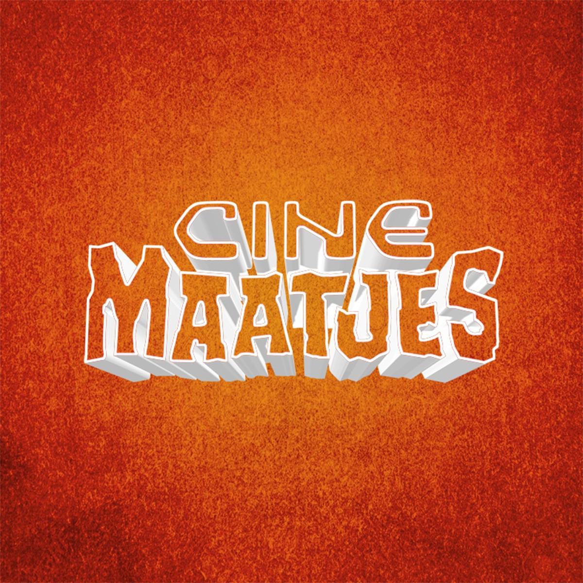 Cinepraatjes, de podcast van Cinemaatjes