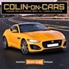 Colin on Cars artwork