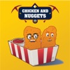 Chicken and The Nuggets  artwork
