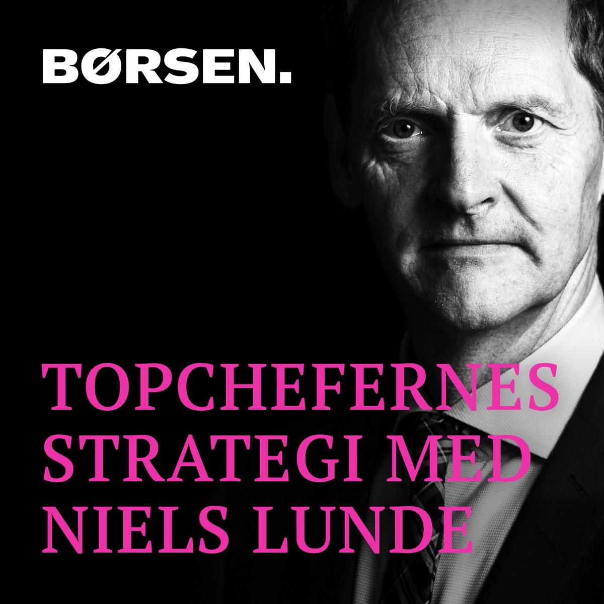Topchefernes strategi med Niels Lunde