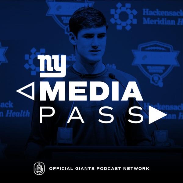 Giants Media Pass   New York Giants