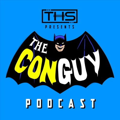 The Con Guy Podcast