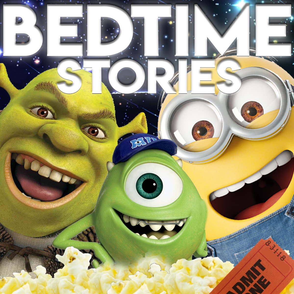 Bedtime Stories Movies! – Lyssna här – Podtail