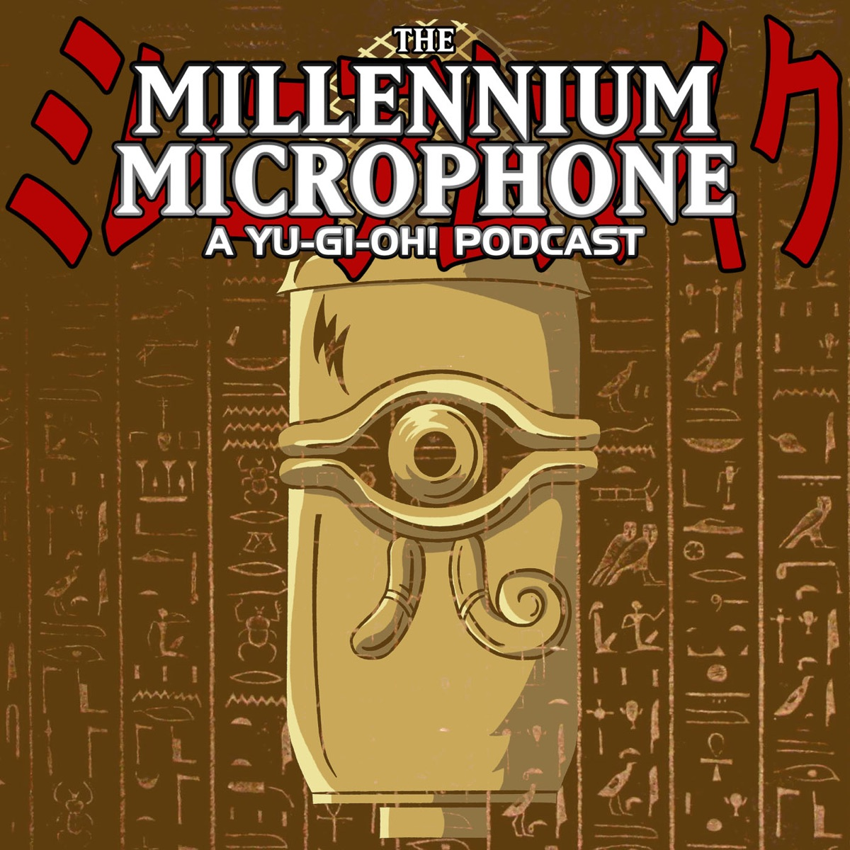 The Millennium Microphone - A Yu-Gi-Oh! Podcast