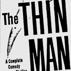 Adventures Of The Thin Man
