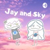 Jay and Sky artwork
