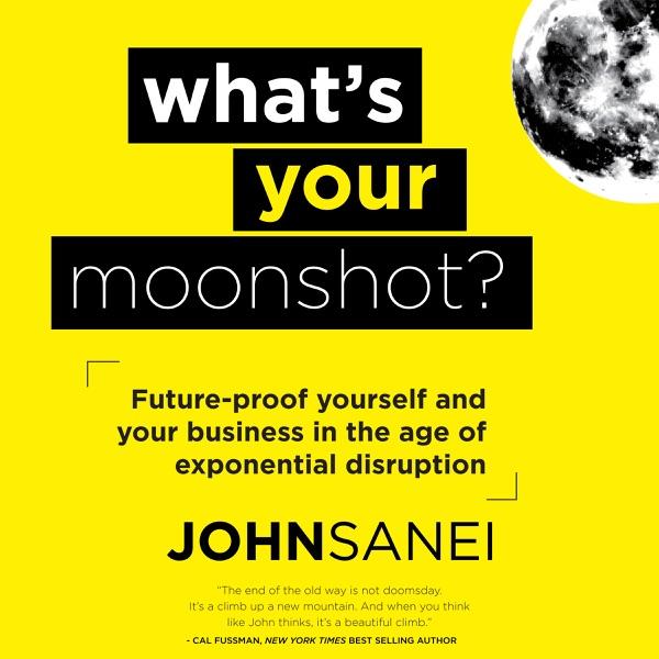 What's Your Moonshot? - John Sanei