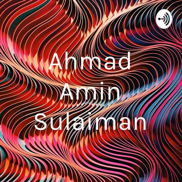 Ahmad Amin Sulaiman