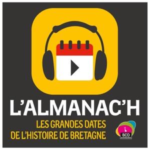 L'Almanac'h, les grandes dates de l'Histoire de Bretagne