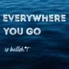 Everywhere You Go is Bullsh*t