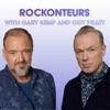 Rockonteurs with Gary Kemp and Guy Pratt artwork