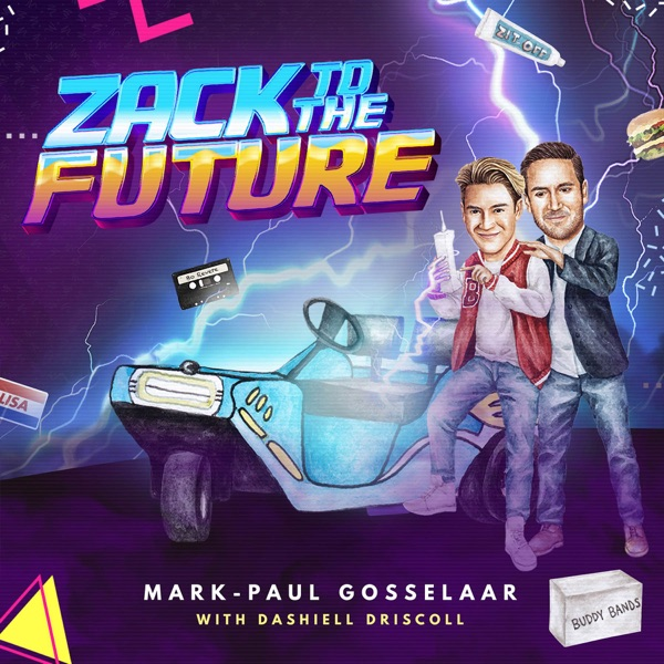 Zack to the Future image