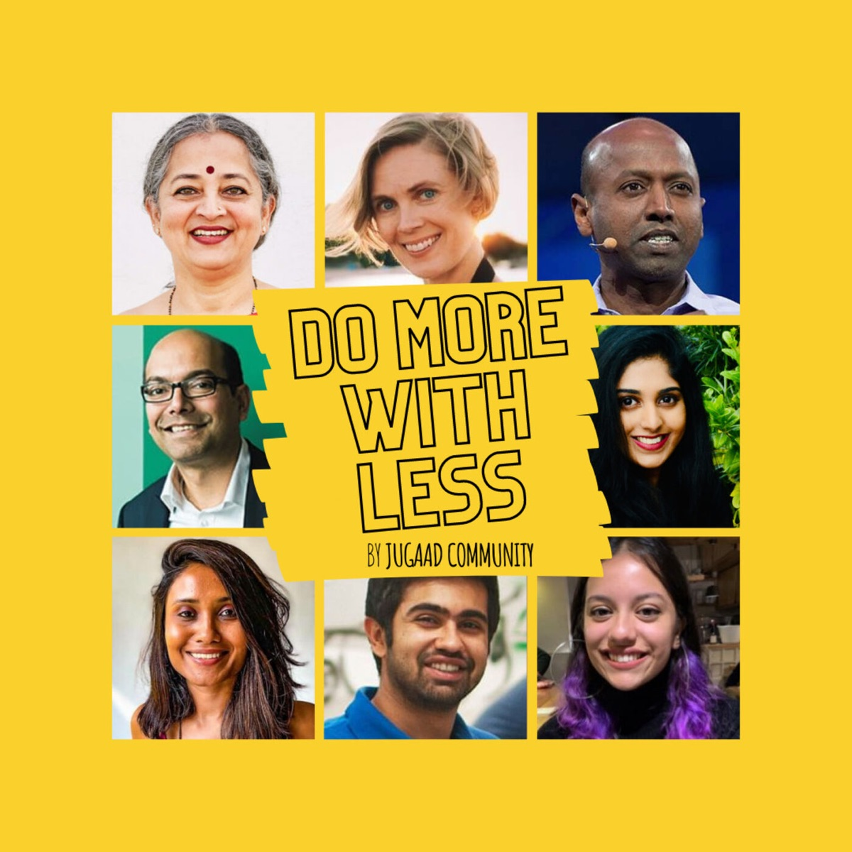 Do More With Less by Jugaad Community