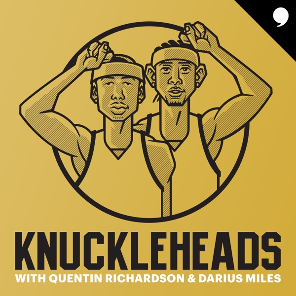 Knuckleheads with Quentin Richardson & Darius Miles image