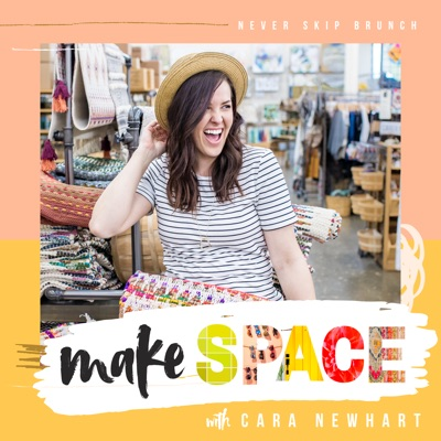 MAKE SPACE with Cara Newhart // Home Design + DIY