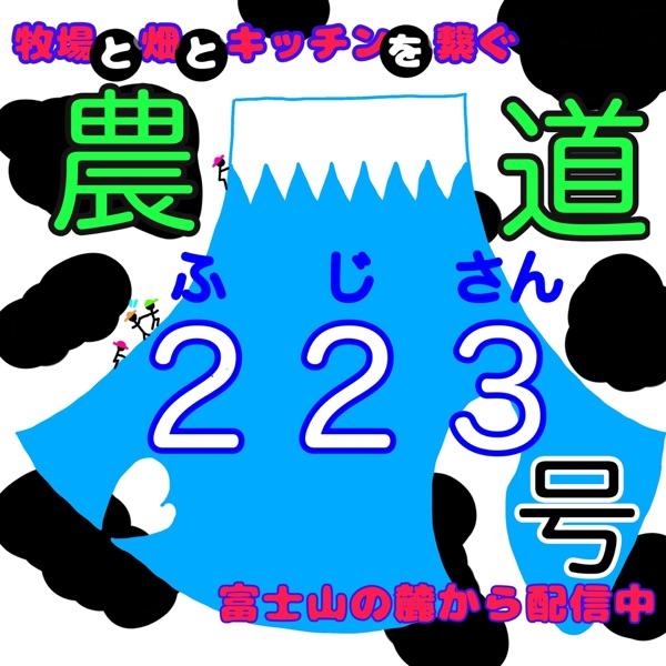 農道223号(ふじさんごう)