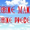 One Man, One Piece artwork