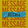 Message Recall artwork