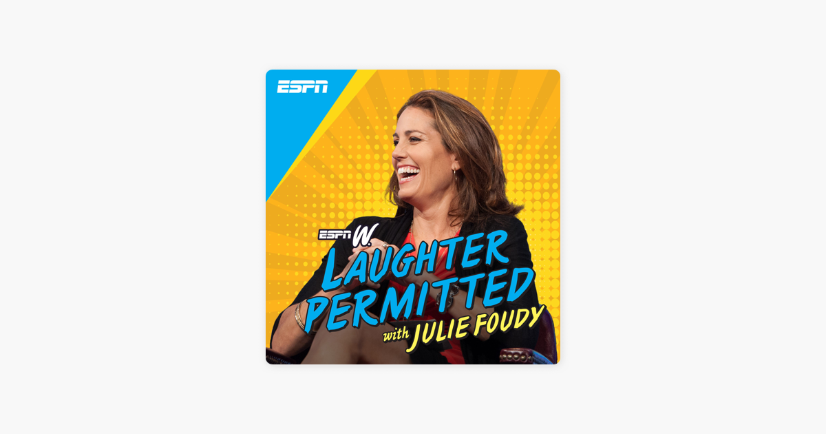Podcast: Laughter Permitted with Julie Foudy - Carla Overbeck feat. Mia Hamm