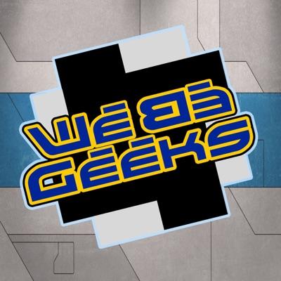 We Be Geeks 407: The Noble Star Trek 55 with Julian Montoya