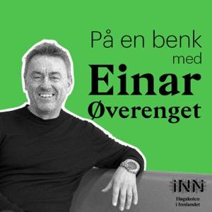 På en benk med Einar Øverenget