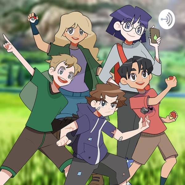 Boarding Party's Pokemon DnD Artwork