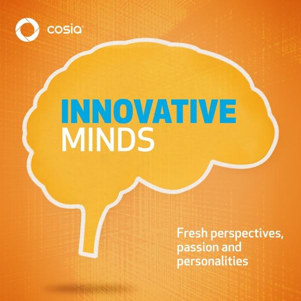 COSIA - Innovative Minds Artwork