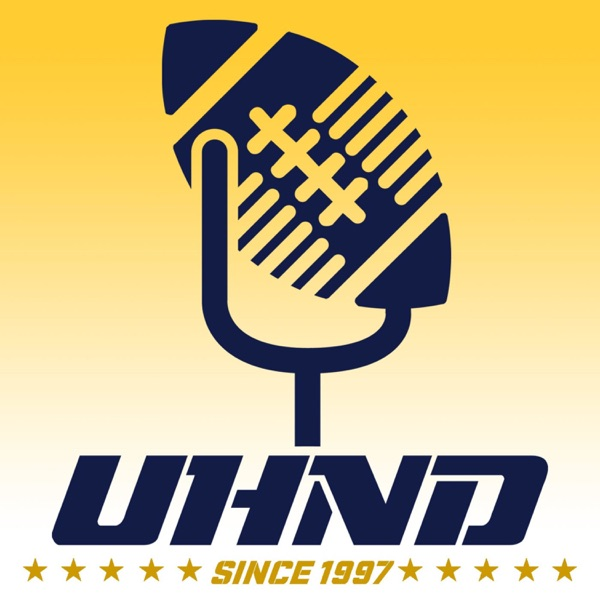 Single High Notre Dame Football Podcast from UHND.com Artwork