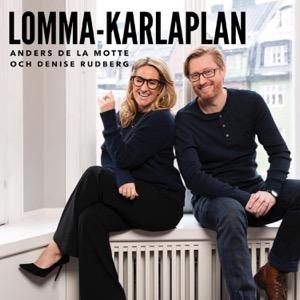 Lomma-Karlaplan med Anders de la Motte & Denise Rudberg