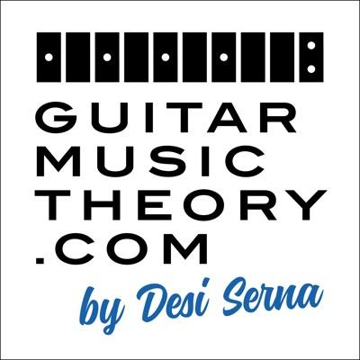 Guitar Music Theory:Desi Serna