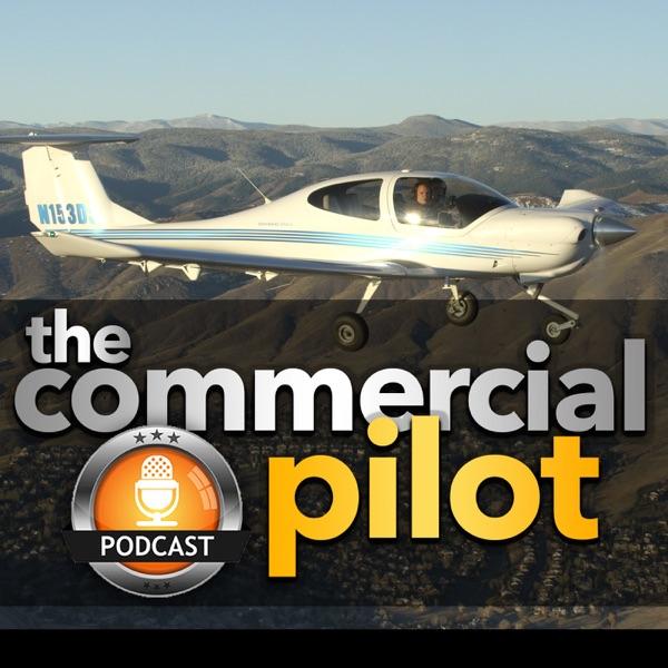 Commercial Pilot Podcast by MzeroA.com Artwork