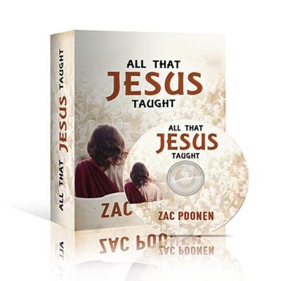 Wszystko Czego Nauczał Jezus - Zac Poonen