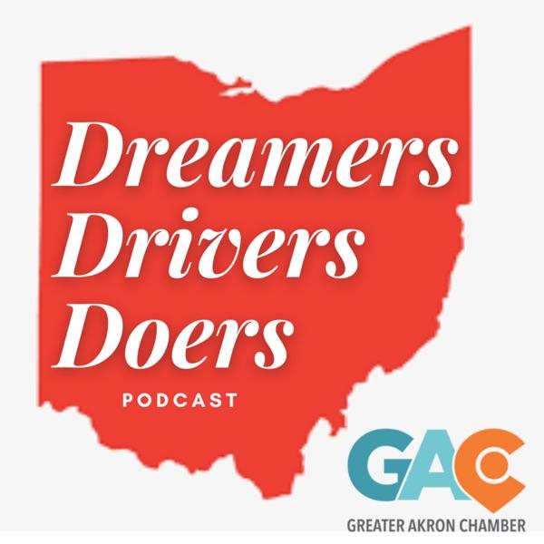 Dreamers, Drivers, Doers Artwork