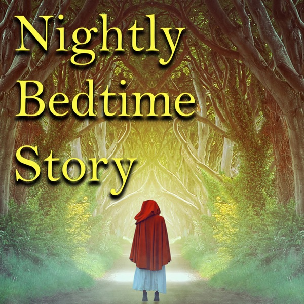 Nightly Bedtime Story Podcast Artwork
