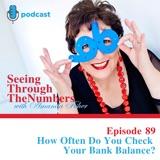 How Often Do You Check Your Bank Balance?